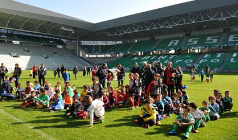 Geoffroy-Guichard, un stade tourné vers l'innovation